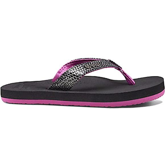 Reef Girl's Youth Little Cushon Sassy Sandals Image