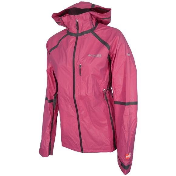 Columbia Women s Outdry Ex Platinum Tech Shell Jacket Image a1f4a6247