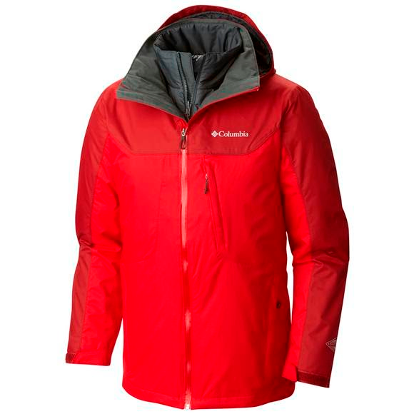 fashionablestyle free delivery new specials Columbia Men's Whirlibird Interchange 3-in-1 Jacket