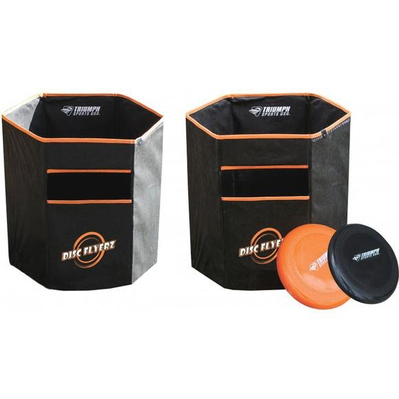 Triumph Sports Disc Flyerz Disc Golf Game Image