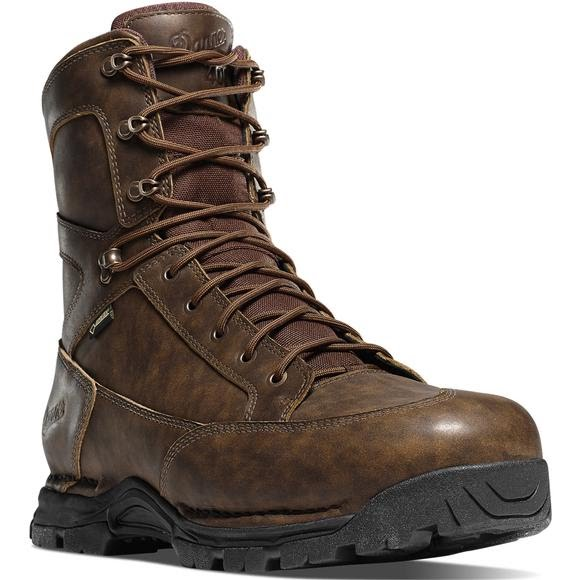 bb2be99a5da Danner Men's Pronghorn 8 Inch Brown All-Leather 400G Boot