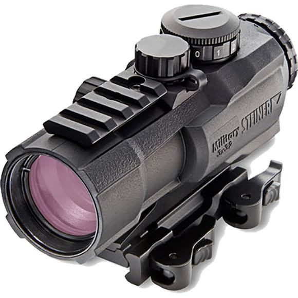 Steiner M332 3x32 Prism Sight with 5.56 Illuminated Reticle Image