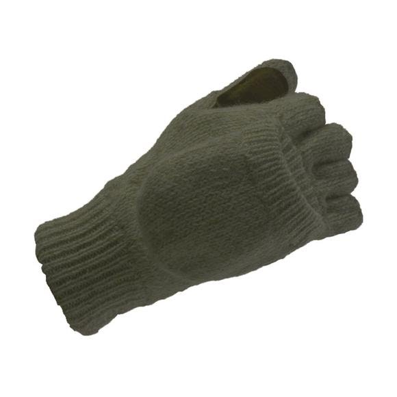Hot Fingers Men's Ragg Wool Glomitt Image
