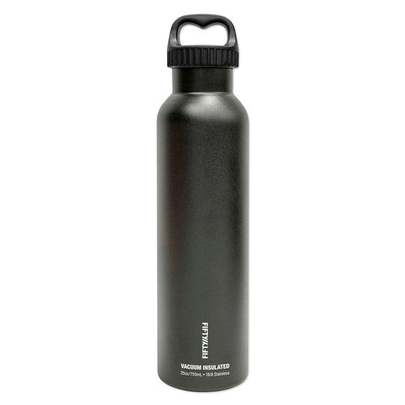 Fifty/Fifty 25 oz Double-Wall Vacuum-Insulated Water Bottle Image