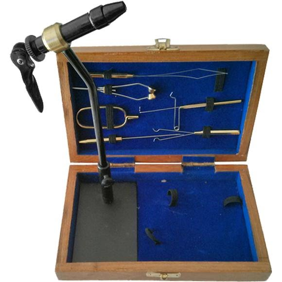 Colorado Angler Supply 9-Piece Standard Fly Tying Tool Kit Image