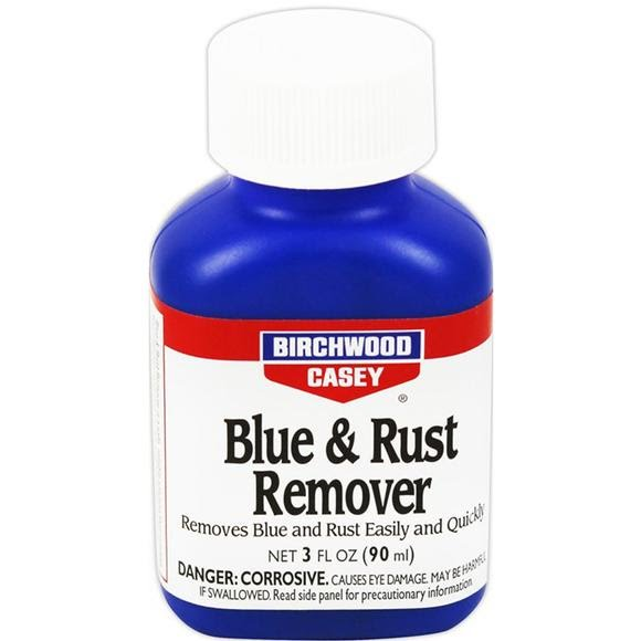 Birchwood Casey Blue and Rust Remover Image