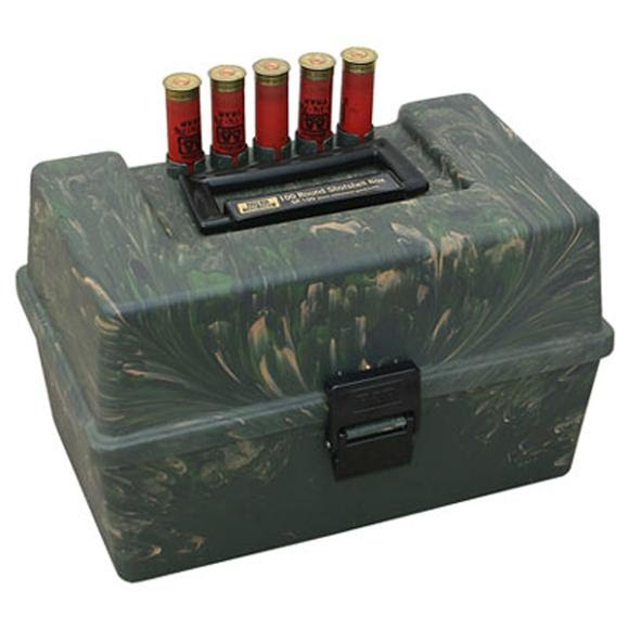 Mtm Case-gard SF-100 Shotshell Box (12 Ga.) Image