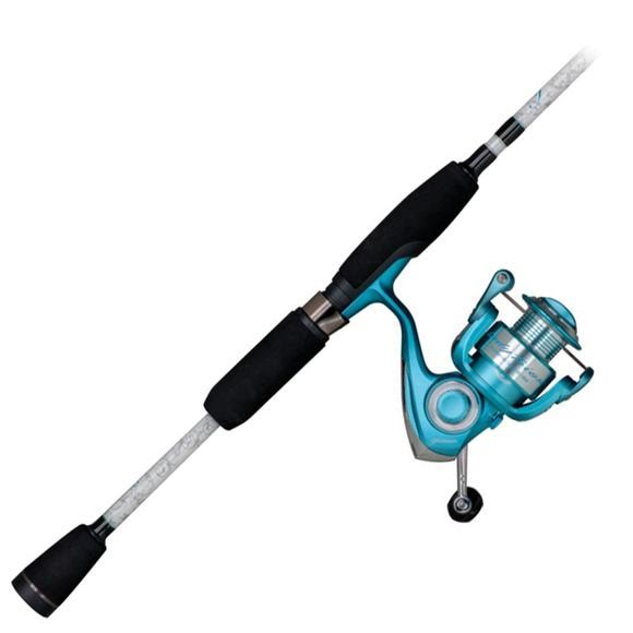 Pflueger Lady Trion Spinning Combo Image