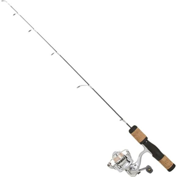 Frabill Fin-S Pro 30 Inch Rod and Reel Combo (Medium) Image
