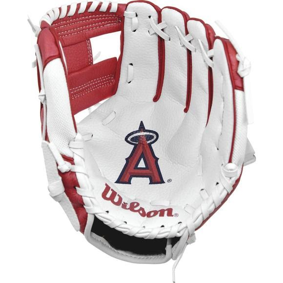Wilson Youth A200 MLB Team 10 Inch Tee Ball Glove Image