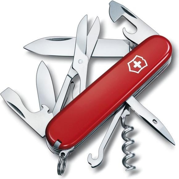 Swiss Army Climber Multi-Tool with Pouch Image