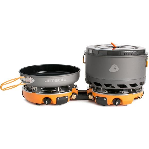 Jetboil Genesis Base Camp Group Cooking System Image