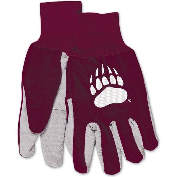 Wincraft University of Montana Two Tone Gloves Image