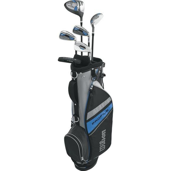 Wilson Boy's Youth Profile Jr. Golf Set (Large) Image