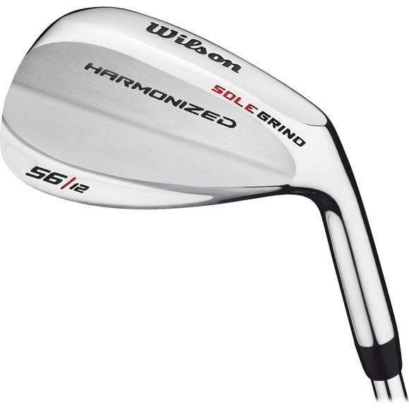 Wilson Harmonized Chrome Wedges Image