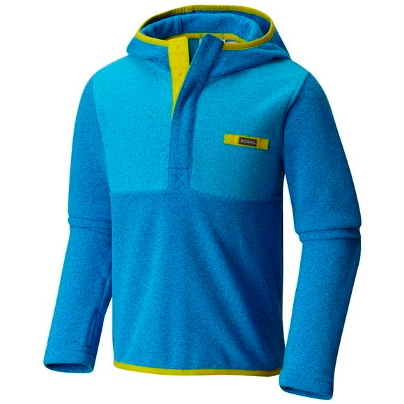 Columbia Youth Mountain Side Heavyweight Fleece Hoodie Image
