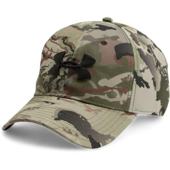 dff1a0b639d Under Armour Men s UA Camo 2.0 Cap Image