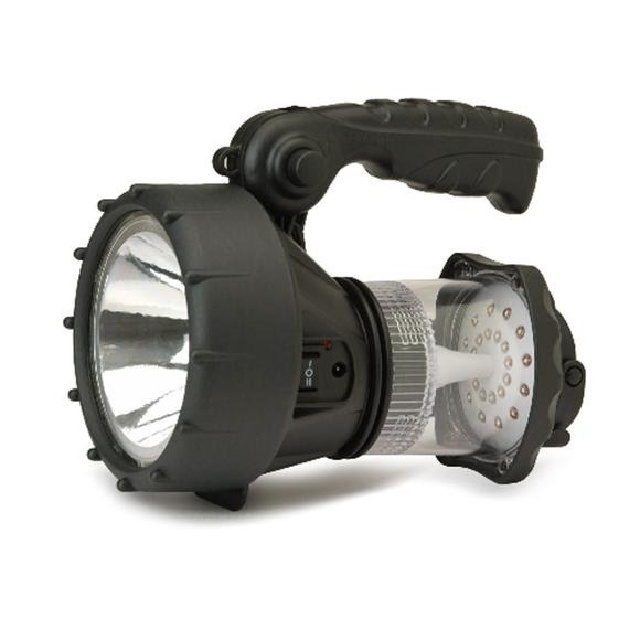 Cyclops Fuse Rechargeable 3 Watt SpotLight and Lantern Image