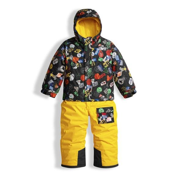 327fee8916d7 The North Face Toddler Insulated Jumpsuit