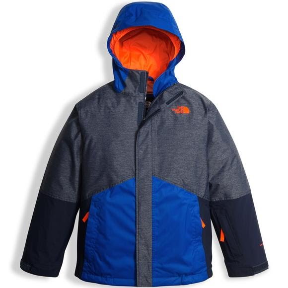79ba38d57 The North Face Youth Boy's Boundary Triclimate Jacket