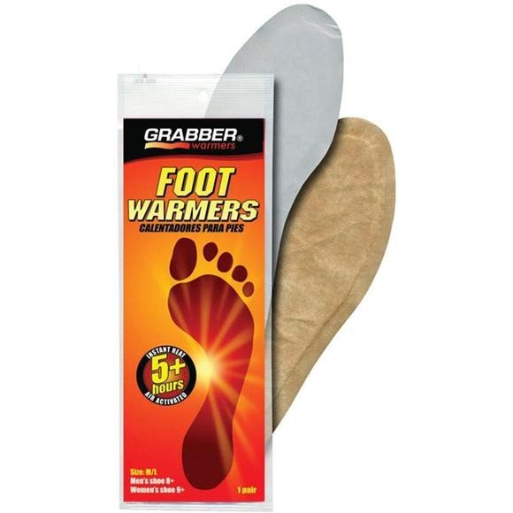 Grabber Intl Insole Foot Warmers (S/M) Image