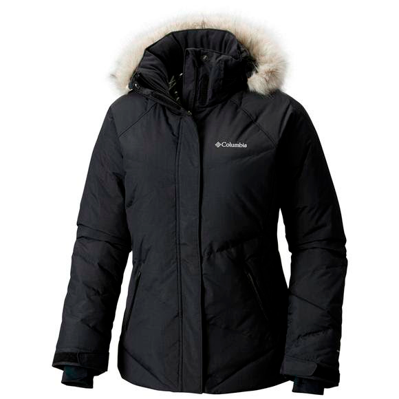 Columbia Women's Lay D Down Jacket Image