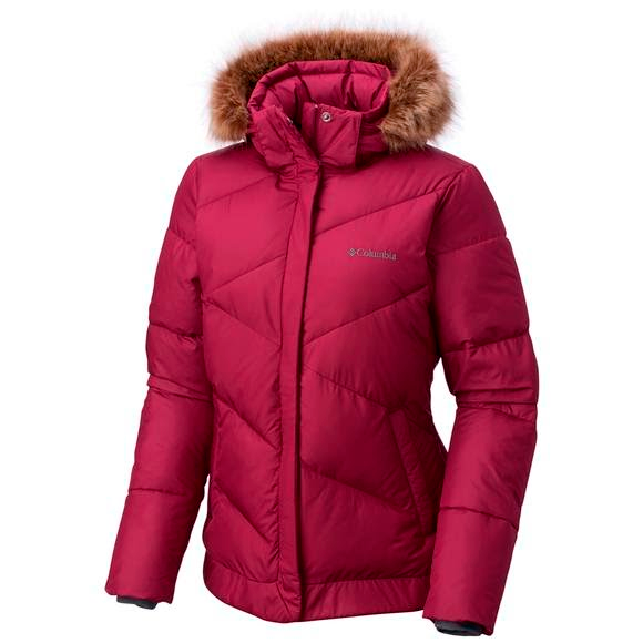 Columbia Women's Snow Eclipse Jacket (Extended Size)