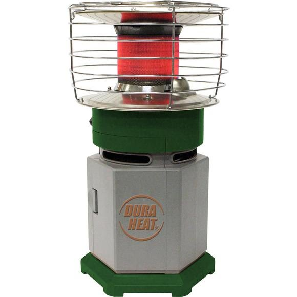 Duraheat Single Tank Portable 360 Degree Propane Heater Image