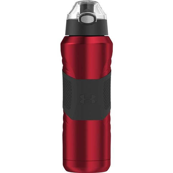 Under Armour Dominate 24oz Vacuum-Insulated Water Bottle w/ Flip Top Lid Image