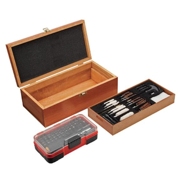 Outers 79-Piece Deluxe Cleaning Kit with Tool Set Image