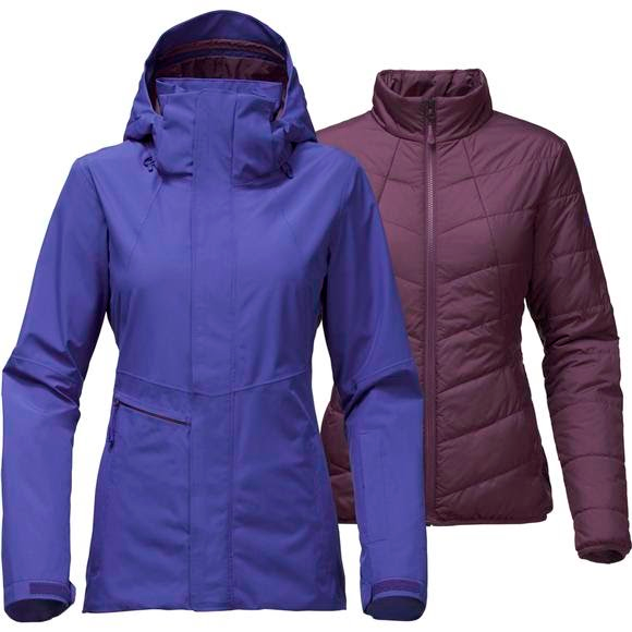 The North Face Women's Garner Triclimate Jacket Image