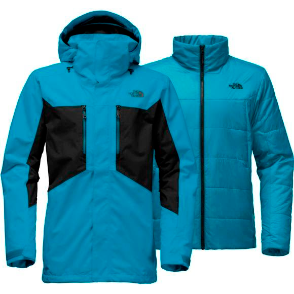 cf735c72f4 The North Face Men s Clement Triclimate Jacket Image