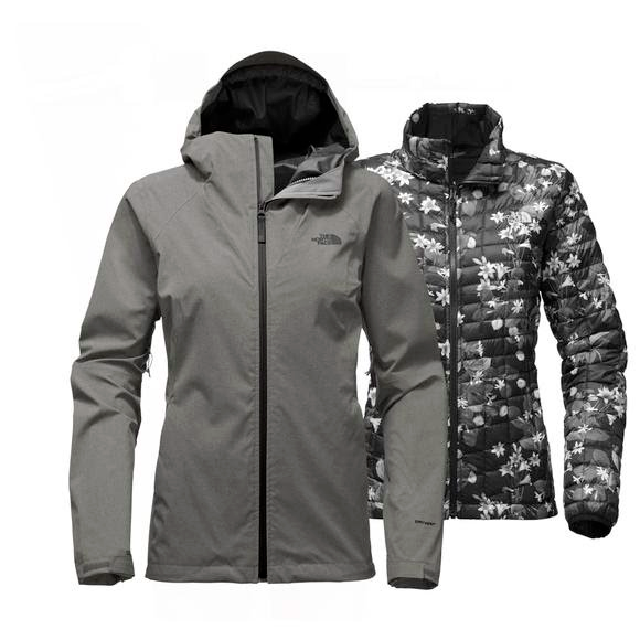b77835e92f7 The North Face Women s Thermoball Triclimate Jacket Image