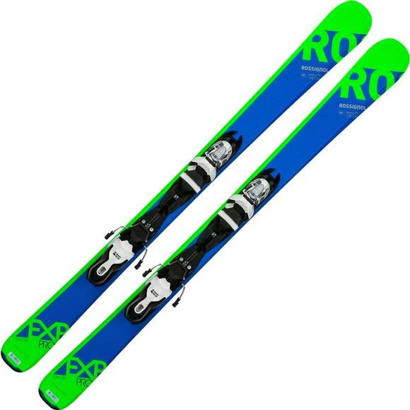 Rossignol Youth Experience Pro / Xpress 7 Ski And Binding