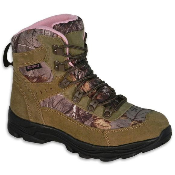 Itasca Youth Thunder Ridge Non-insulated Hunting Boots Image