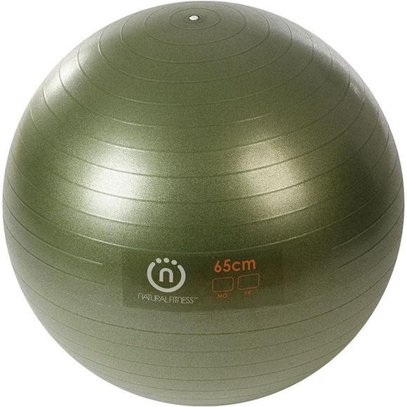 Natural Fitness Pro Burst Resistant Exercise Ball Image