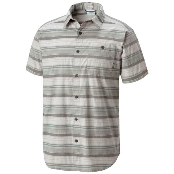 b97f0340e34 Columbia Men's Boulder Ridge Short Sleeve Shirt Image
