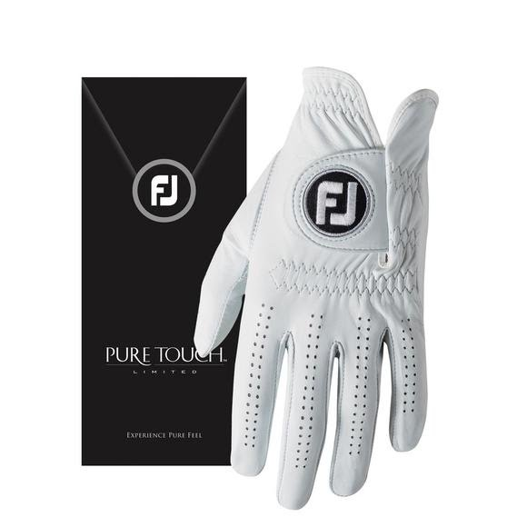 Footjoy Men's Pure Touch Limited Golf Gloves Image