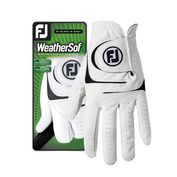 Footjoy WeatherSof Golf Glove Image