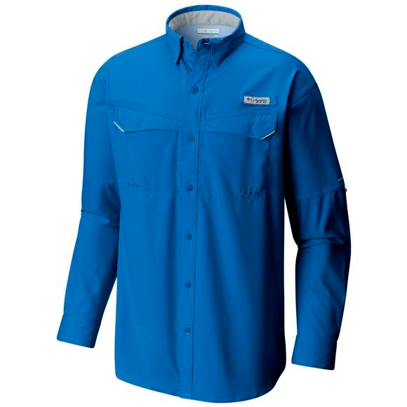 bbcda740ecb Columbia Men's PFG Low Drag Offshore Long Sleeve Image