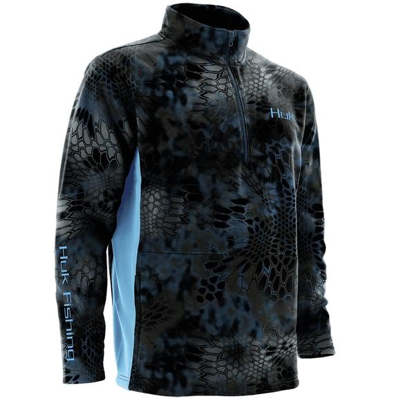 Huk Men's Kryptek Fleece 1/4 Zip Image
