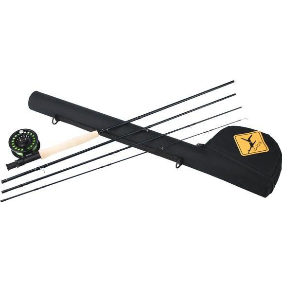 Echo Base Series 9ft 4-Piece 5wt Fly Fishing Combo Image