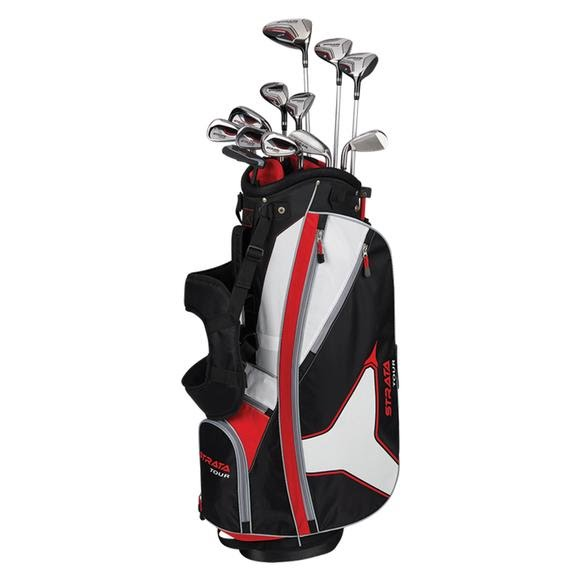 Callaway Men's Strata Tour 18 Piece Set Image