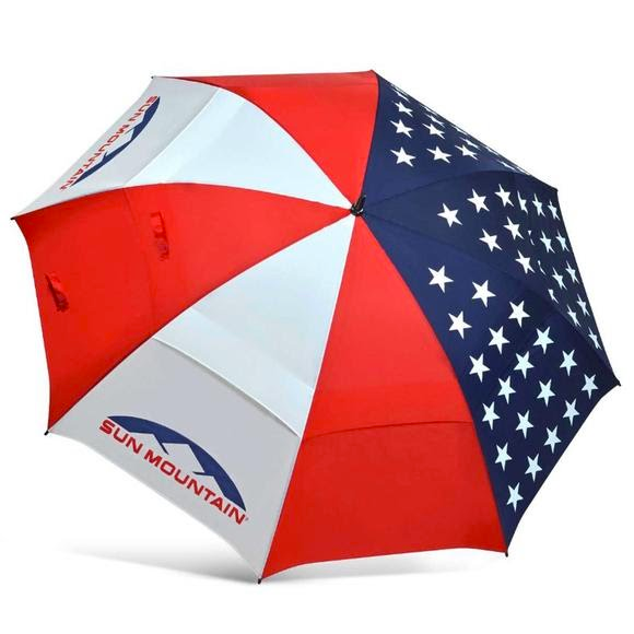 Sun Mountain Sports Umbrella Manual 68 Inch Image