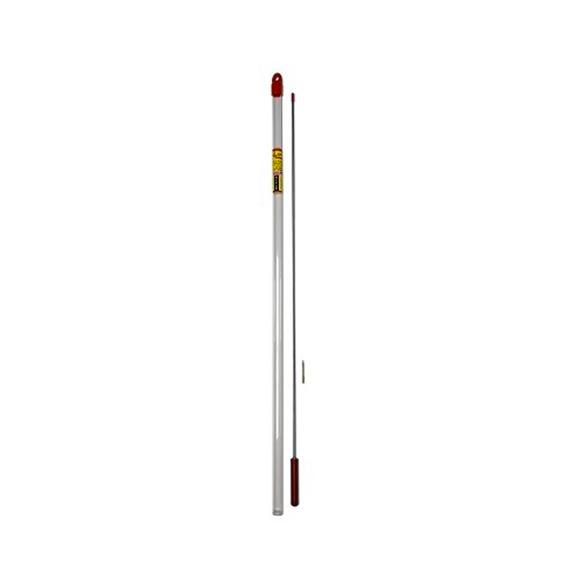 Pro-shot 32.5 Inch .17 Cal. One Piece Cleaning Rod with Jag Image