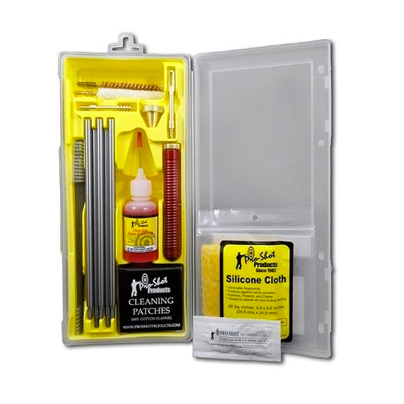 Pro-shot Classic Box Cleaning Kit .30 Cal. / 7.62mm Rifle Image