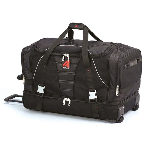 c39b46c21b5b Athalon 21 Inch Equipment Carry-On Duffel with Wheels