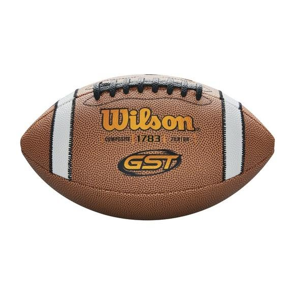 Wilson TDY GST Composite Football - Junior Image