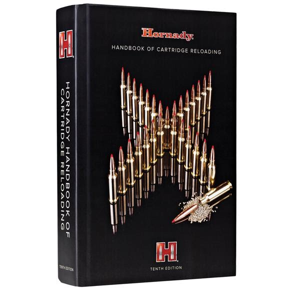 Hornady 10th Edition Reloading Handbook Image