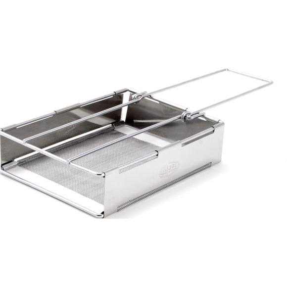 Gsi Outdoors Glacier Stainless Toaster Image